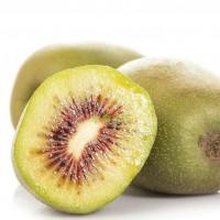 Fresh kiwifruit of Actinidia chinensis in Pujiang, Sichuan